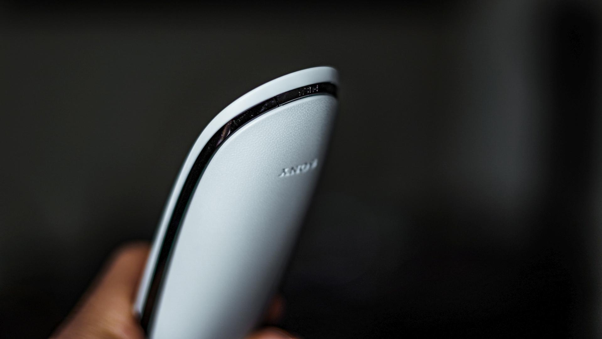 Pilot sterowania multimediami do PS5 - spód