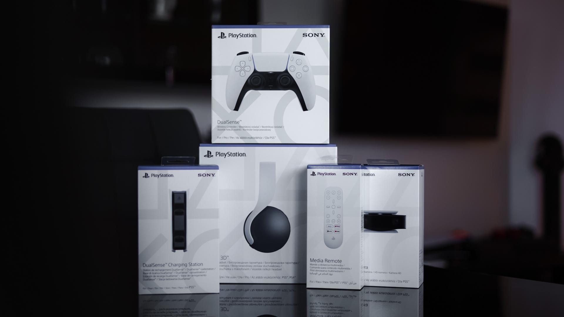 Akcesoria PlayStation 5