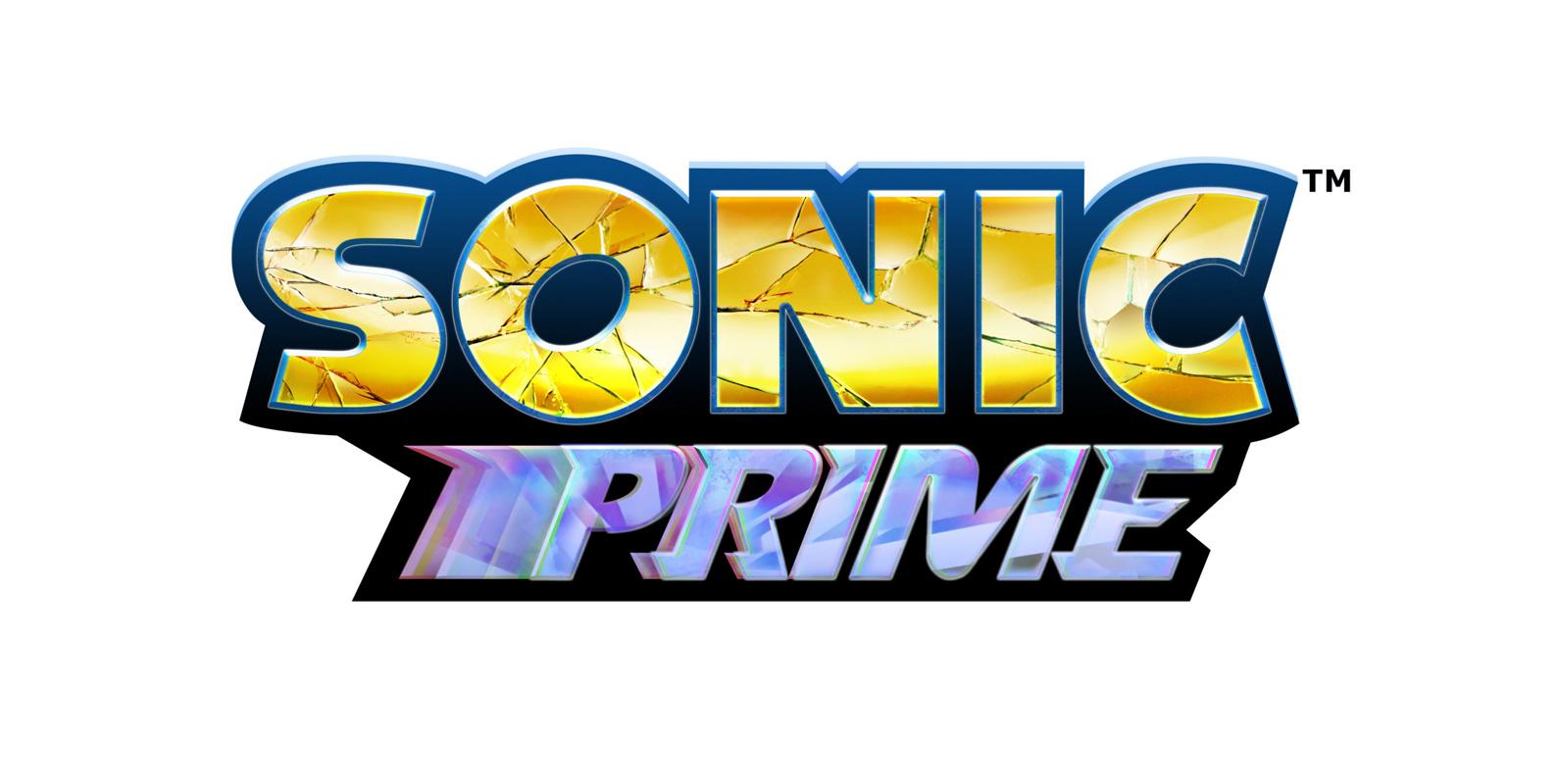 logo sonic prime