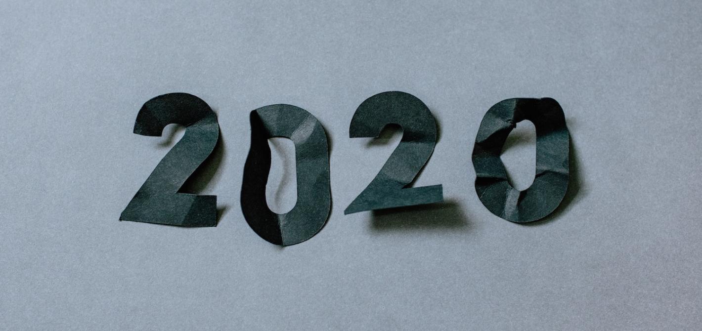 2020 napis