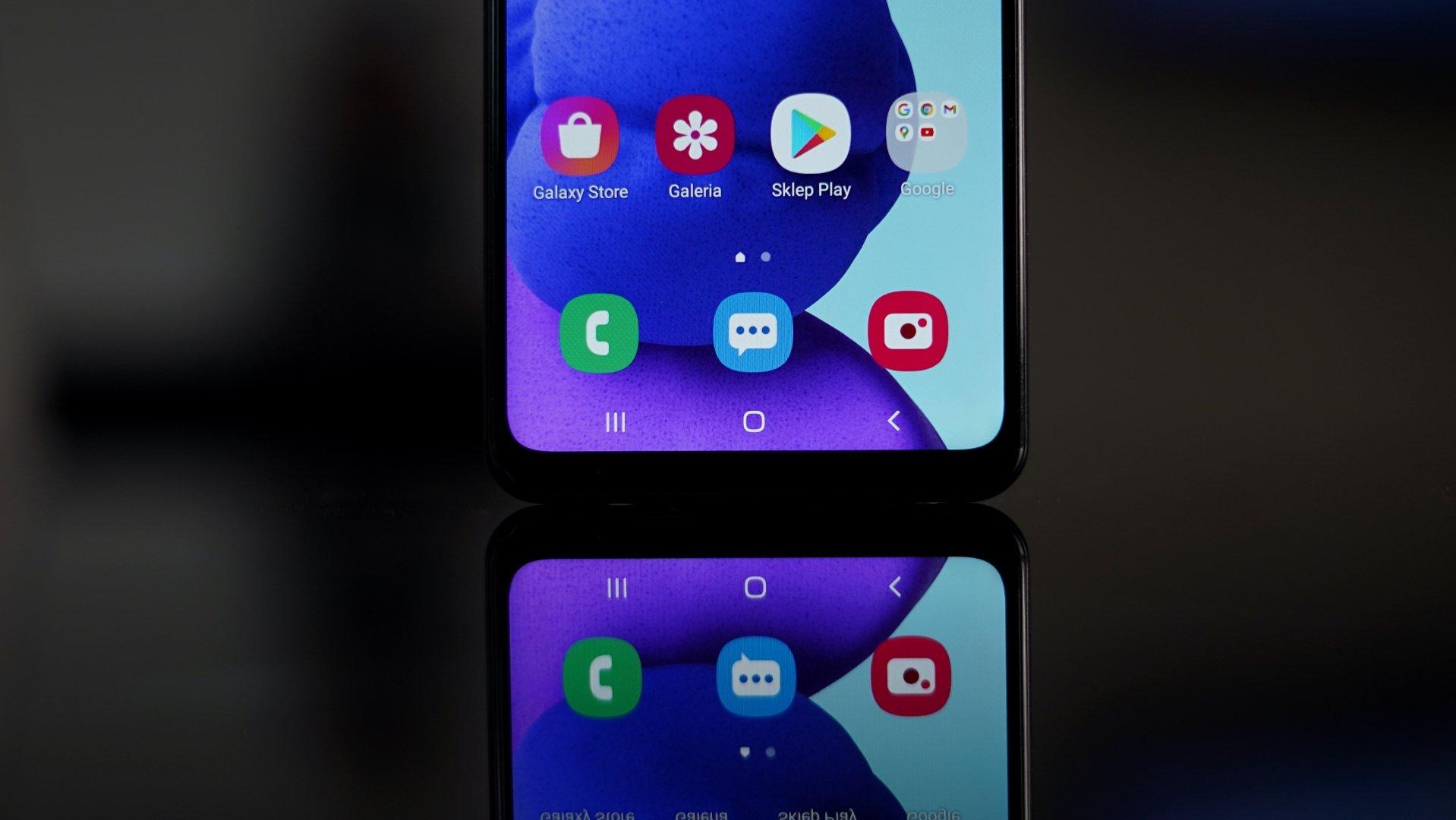 Ekran Samsung Galaxy A21s