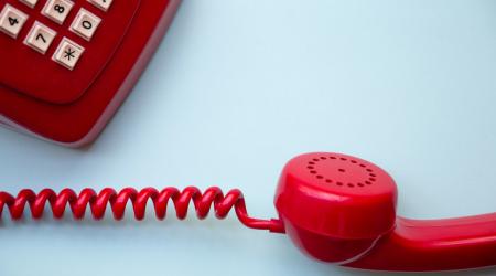 słuchawka telefoniczna