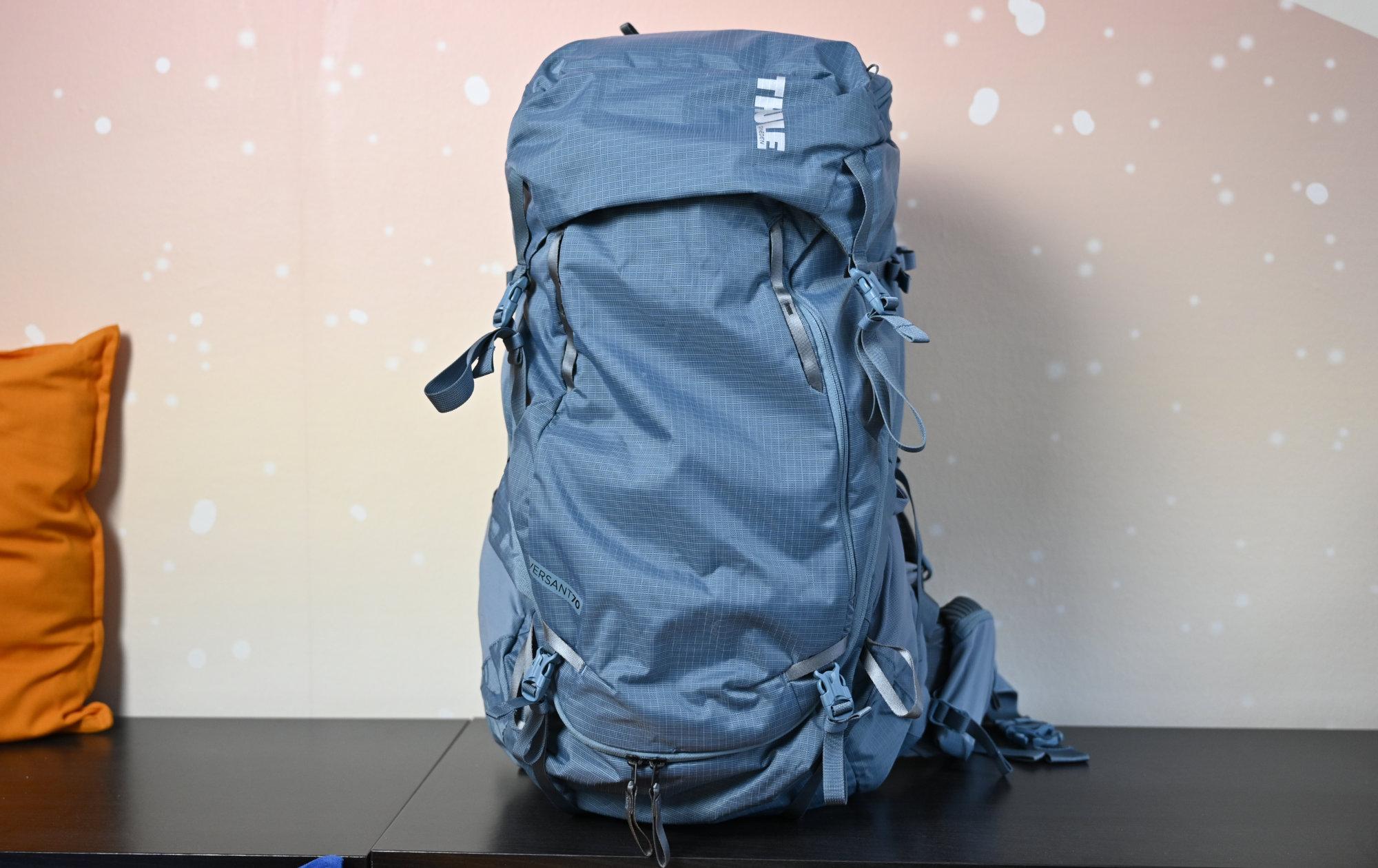 Thule Versant plecak wygląd