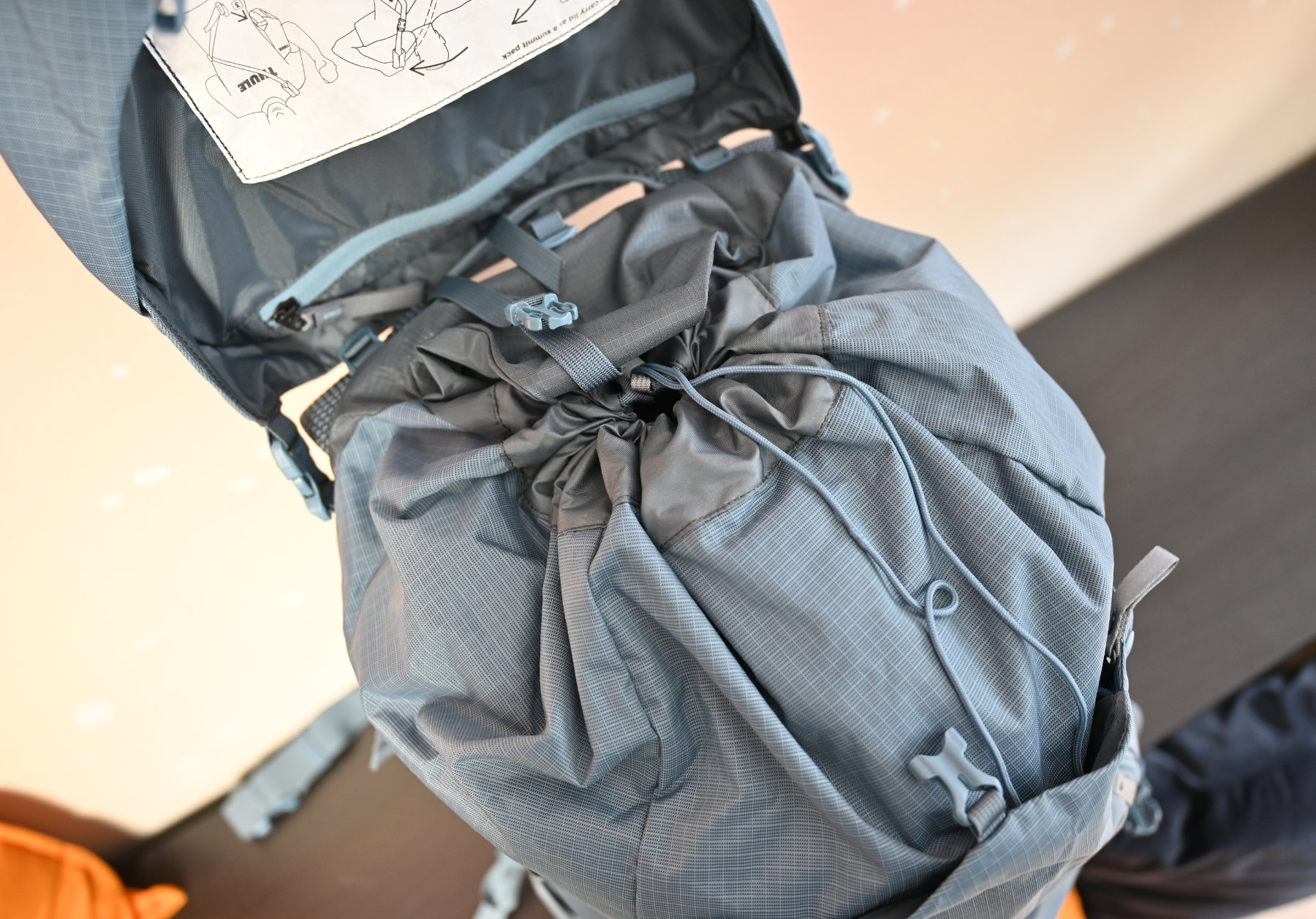 Thule Versant 70 litrów plecak opinie
