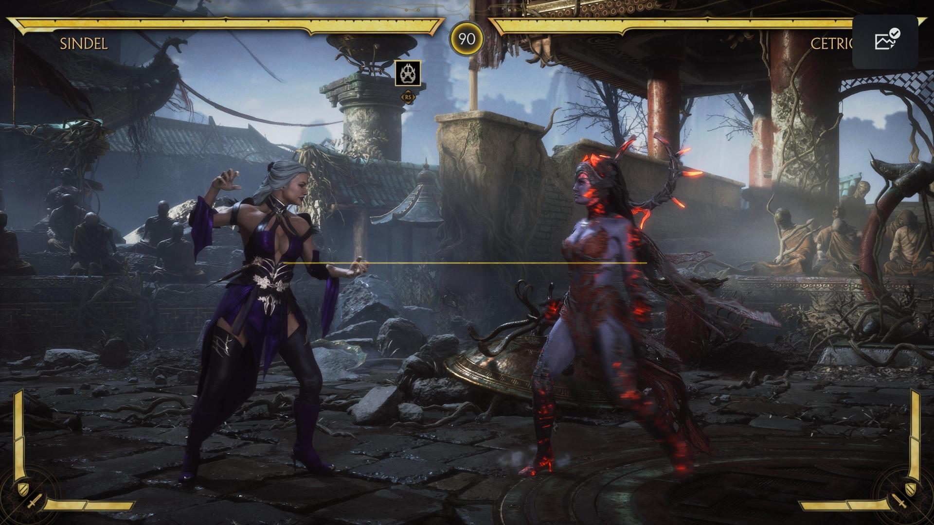 Walka Mortal Kombat 11