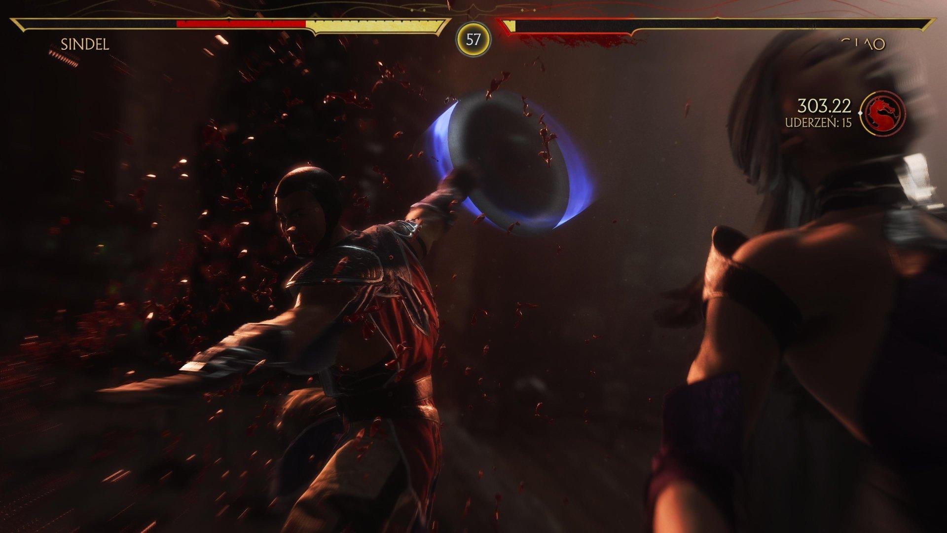 Wykończenie Mortal Kombat 11