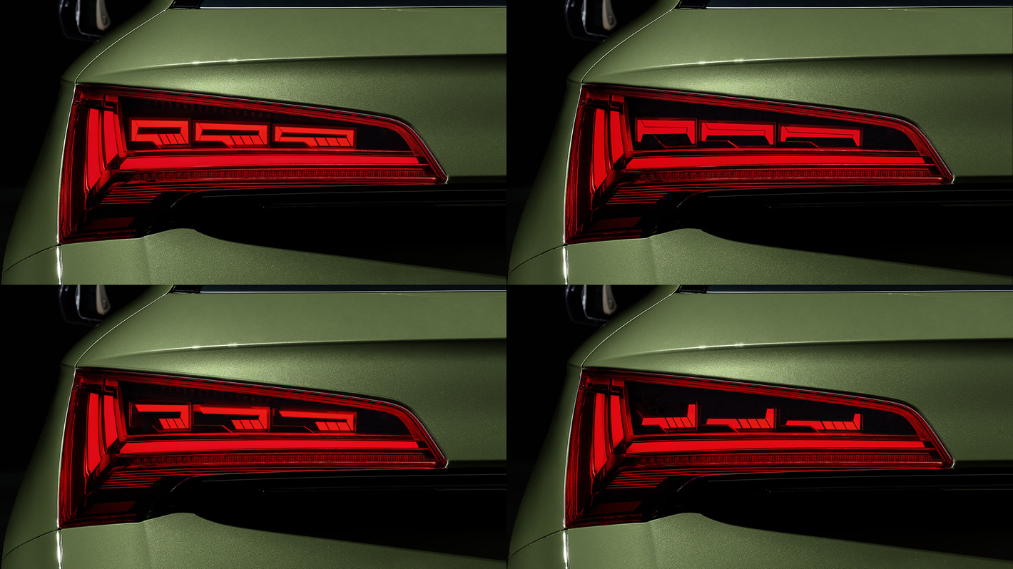 Nowe Audi Q5 40 TDI quattro S tronic OLED