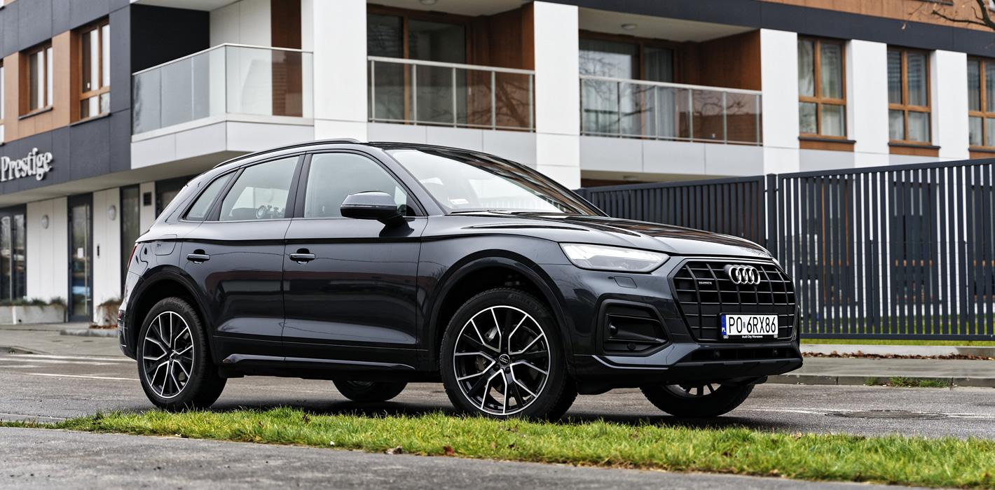 Nowe Audi Q5 40 TDI quattro S tronic