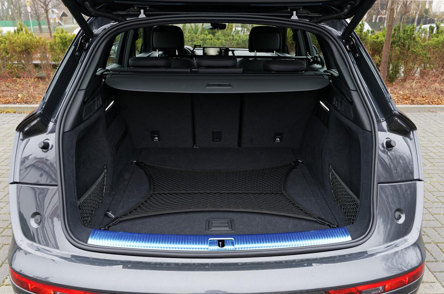 Nowe Audi Q5 40 TDI quattro S tronic - bagażnik