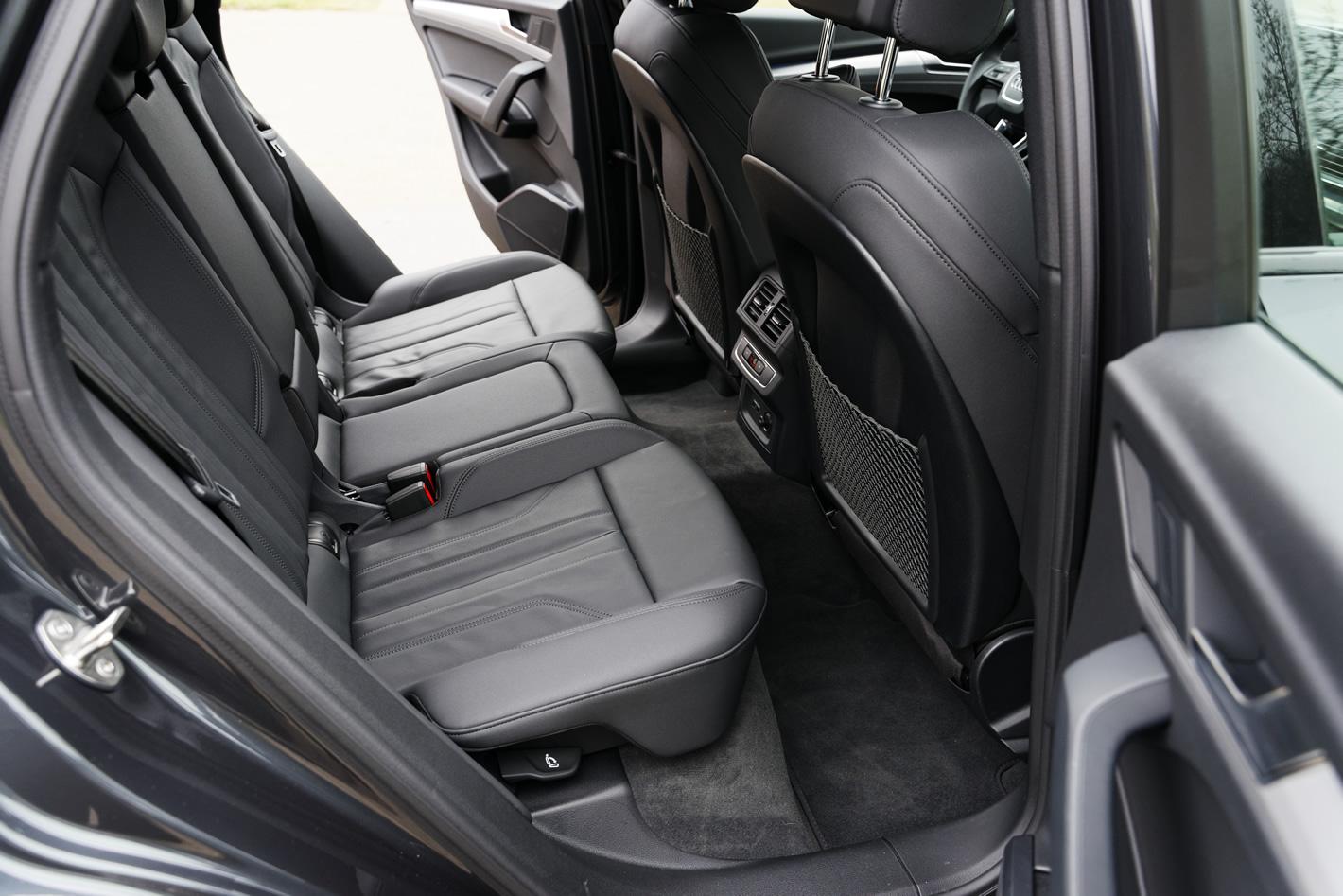 Nowe Audi Q5 40 TDI quattro S tronic - tylna kanap