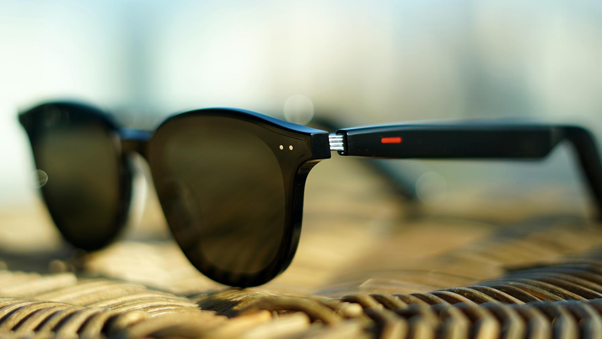 Bok okularów Huawei X Gentle Monster Eyewear II