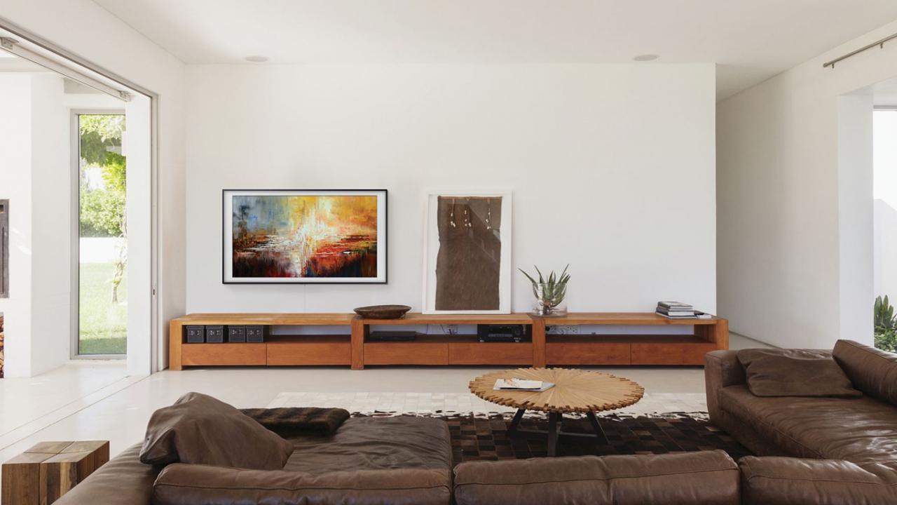telewizor the frame wizualizacja