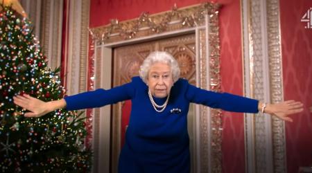 królowa elżbieta deepfake