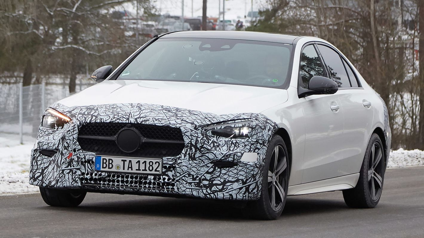 Mercedes Klasy C 2021
