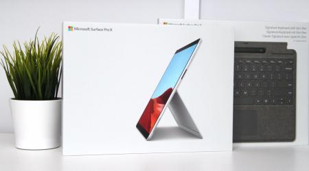 Microsoft Surface Pro X to świetny tablet, ale marny komputer - recenzja