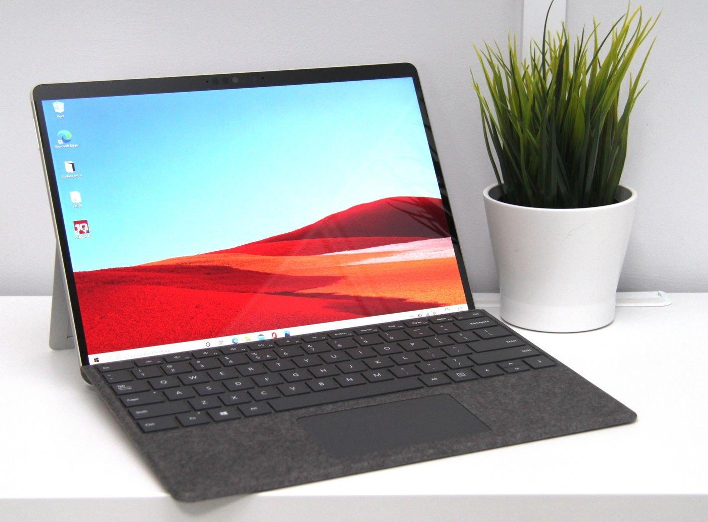 Microsoft Surface Pro X 2020