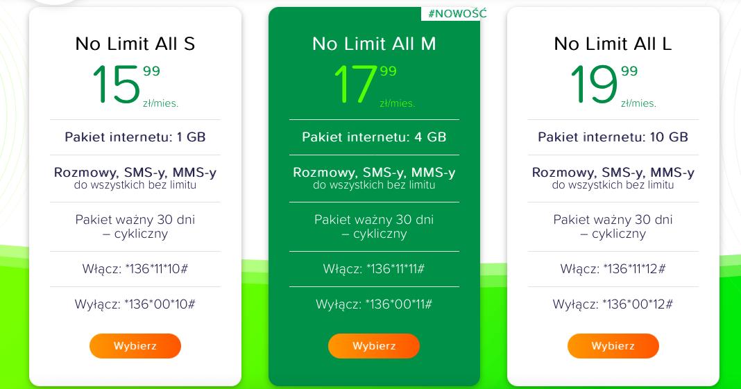 Lajt Mobile pre-paid offer
