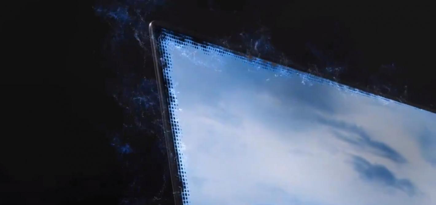 samsung kamera pod ekranem