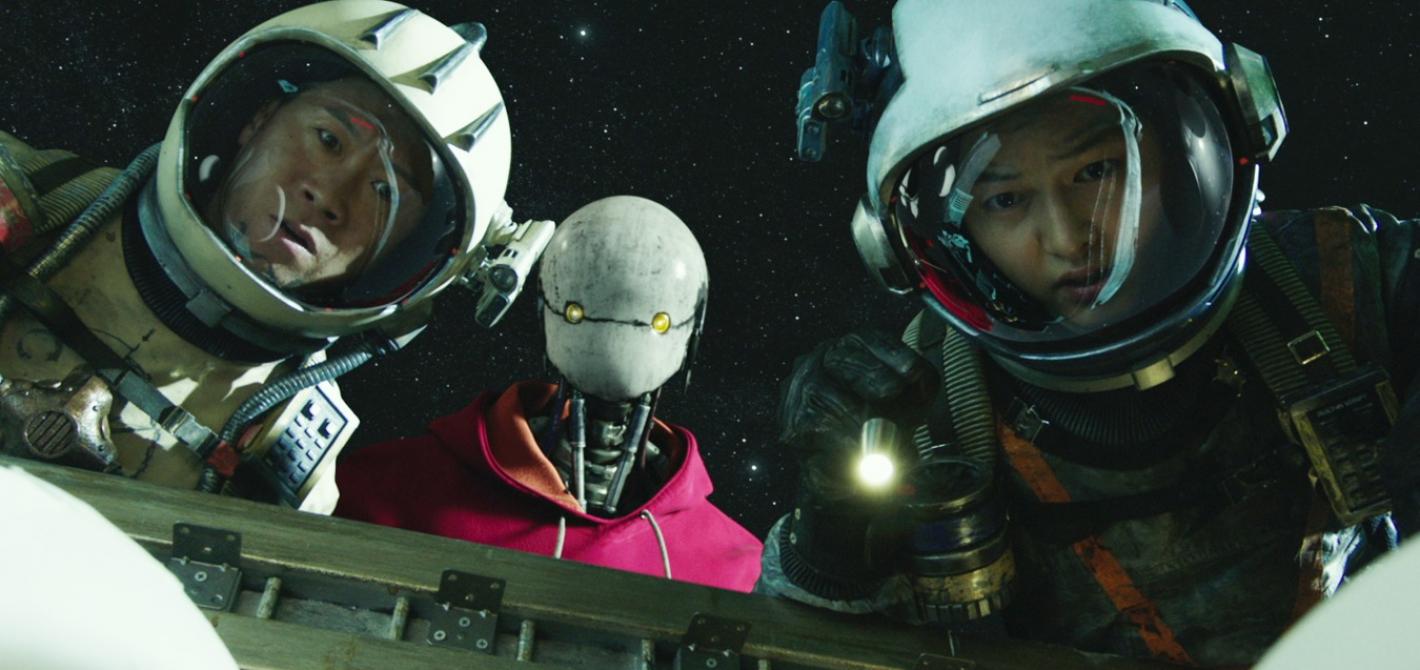 space sweepers film scifi netflix zwiastun