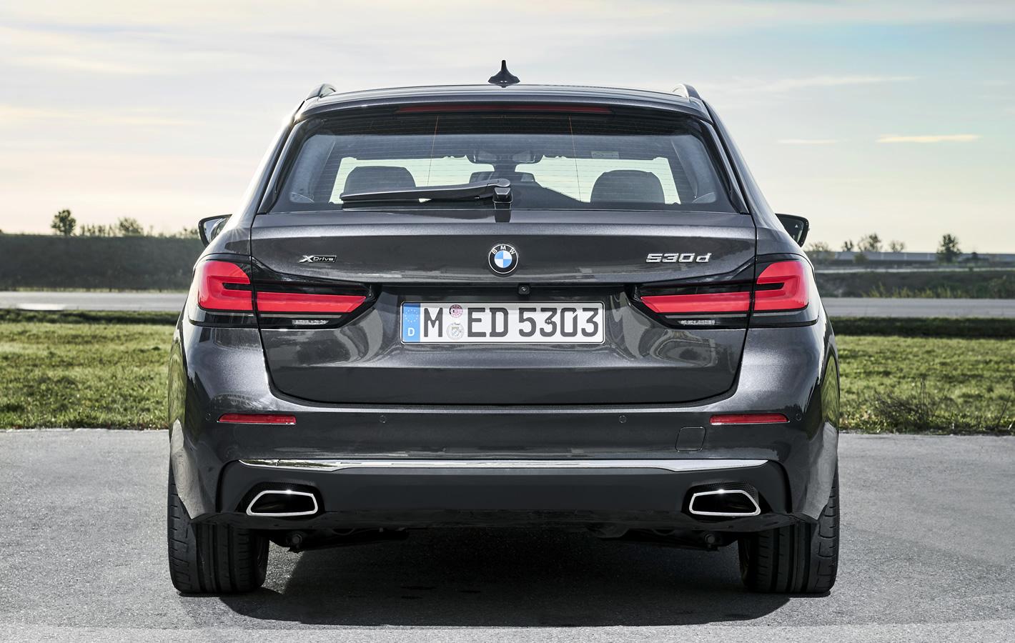 BMW 530d xDrive Touring z Mild Hybrid