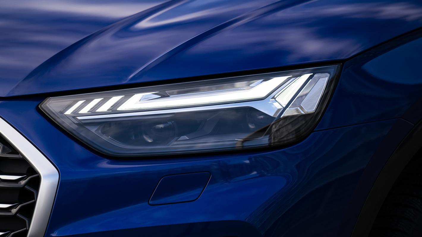 Nowe Audi Q5 z Matrix LED