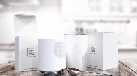 Cogg MKR1 pozwoli szybko i bez problemu zaparzyć przepyszną kawę w każdych warunkach