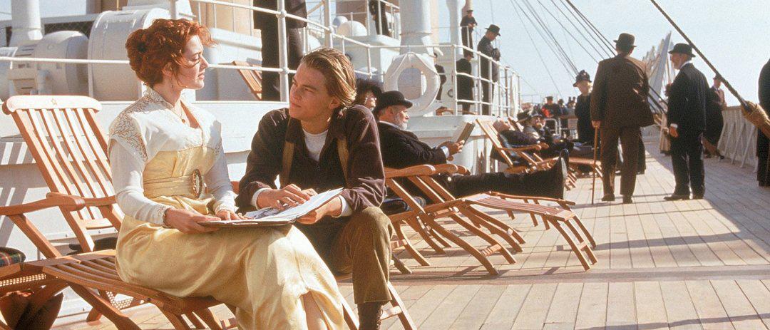 bohaterowie filmu Titanic