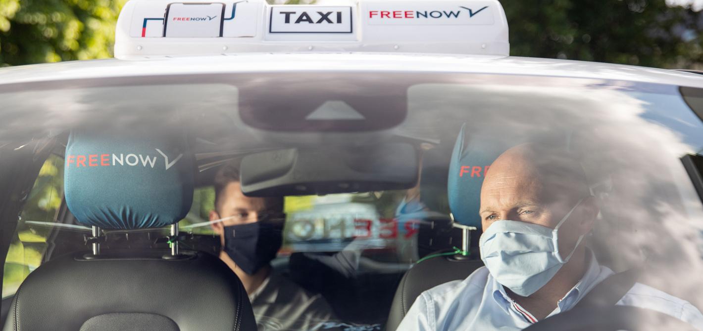 taksówka free now