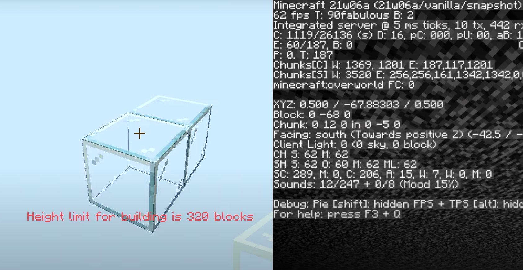 minecraft pondosi build limit
