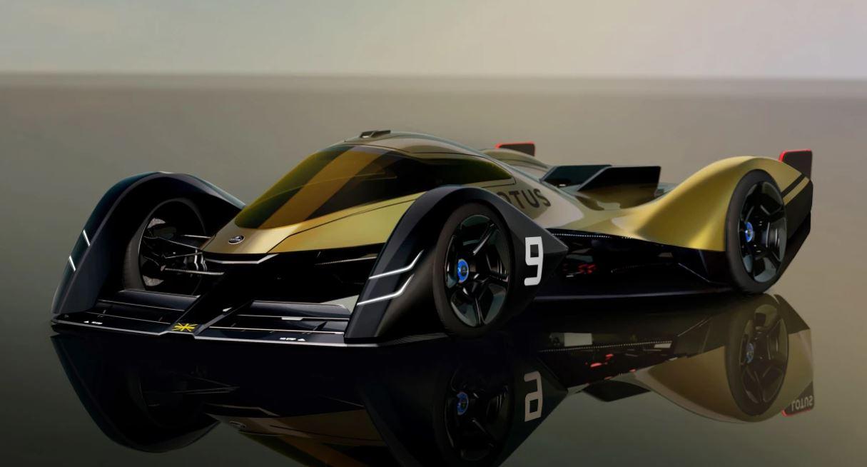 Lotus E-R9 EV