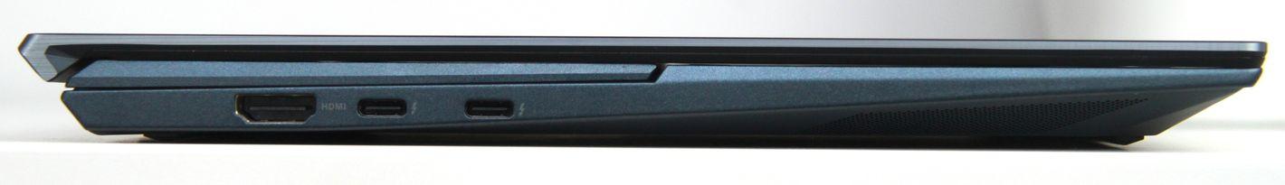 ASUS Zenbook Duo UX482 lewa strona