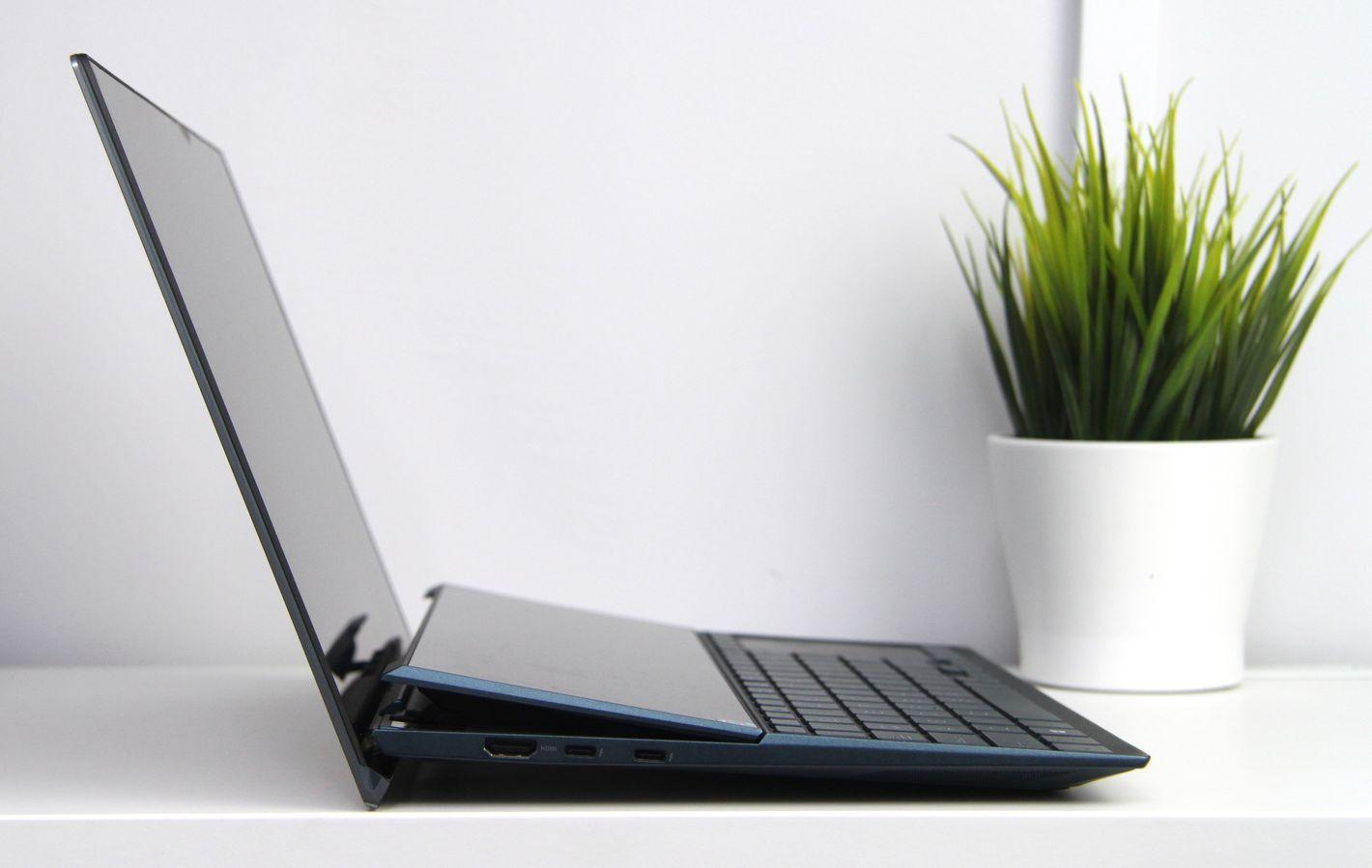 ASUS Zenbook Duo UX482 zawias ekranu