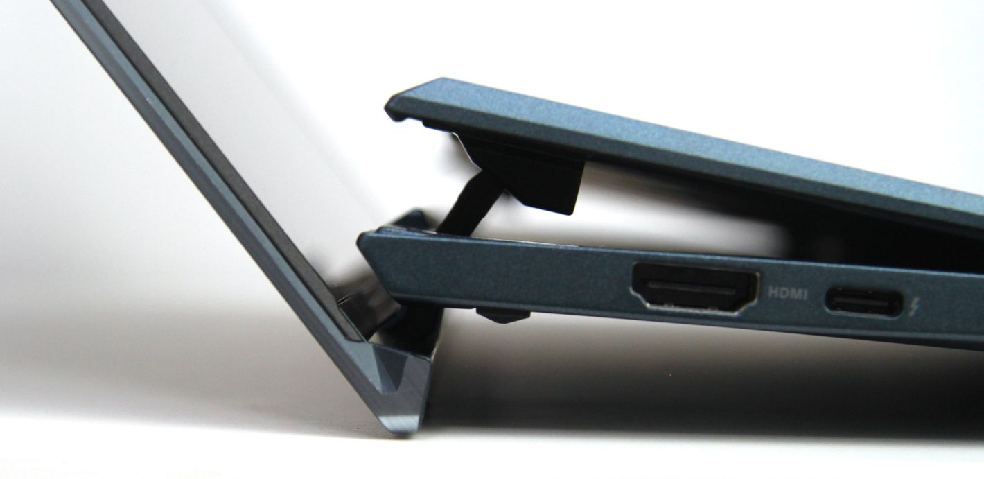 ASUS Zenbook Duo UX482 zawias Screenpad