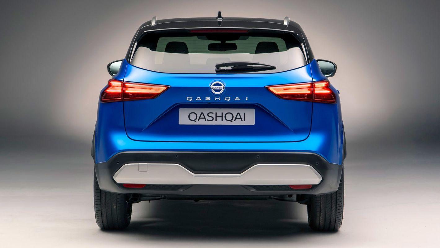 Nissan Qashqai 2021 tył