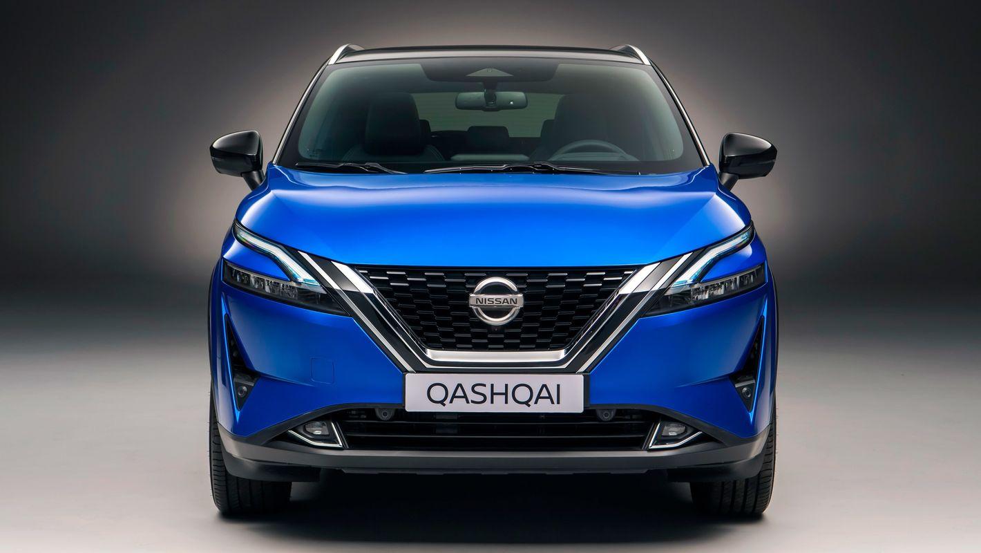 Nissan Qashqai 2021 przód