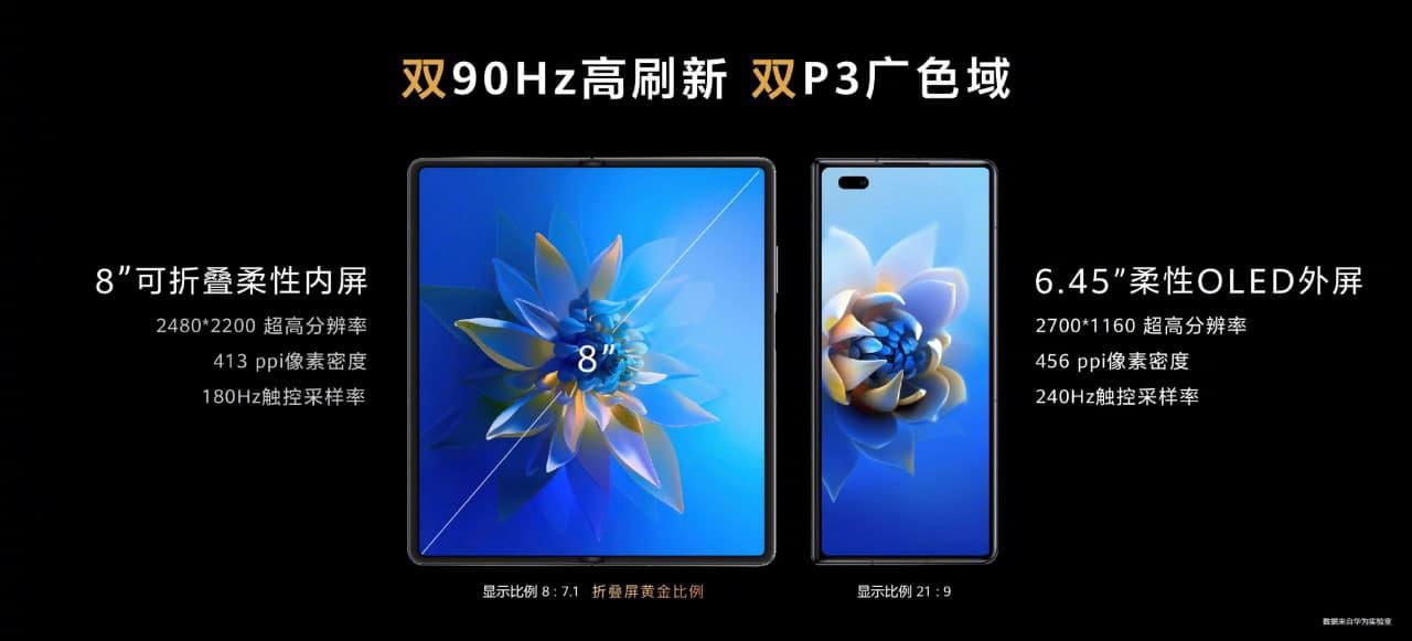 smartfon Huawei Mate X2