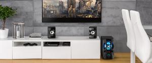 Prawdziwe 4 w 1 w cenie jednego zestawu audio. Creative SBS E2900 podłączycie do wszystkich swoich urządzeń