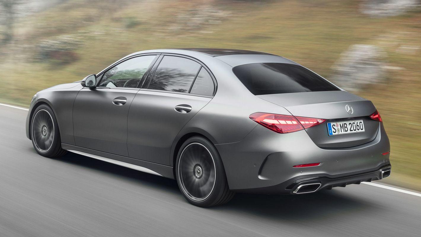 Mercedes klasy C 2021 sedan