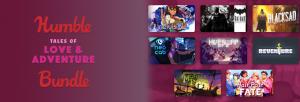 Paczki gier przygodowych w Humble Tales Of Love & Adventure Bundle