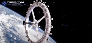 Hotel z grawitacją w kosmosie? Będzie się kręcić, albo będzie to przekręt…