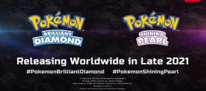 25 lat Pokemonów świętować będzie remake'ami 4. generacji!