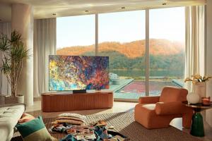 Samsung zapowiada monitor ze SmartTV, telewizor microLED i projektor