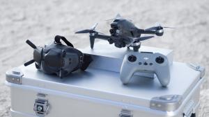 Z tym dronem będziesz jak Steven Spielberg, nakręcisz lepszy film niż Patryk Vega