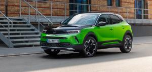Opel Mokka-e – stylowy SUV z elektrycznym napędem. Pierwsza jazda próbna