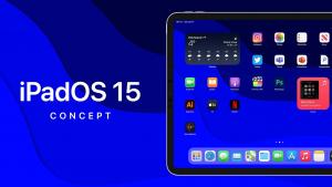 Świetny koncept iPadOS 15 – po takiej aktualizacji iPad zastąpiłby mi laptopa