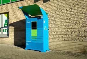 AliExpress już stawia swoje automaty do wydawania paczek w Polsce. Gdzie to wszystko się pomieści?