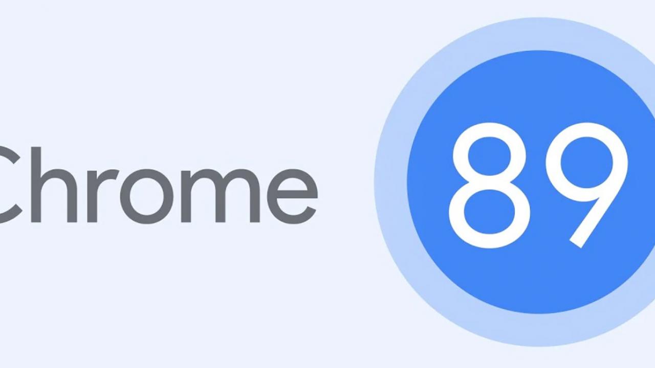 chrome 89