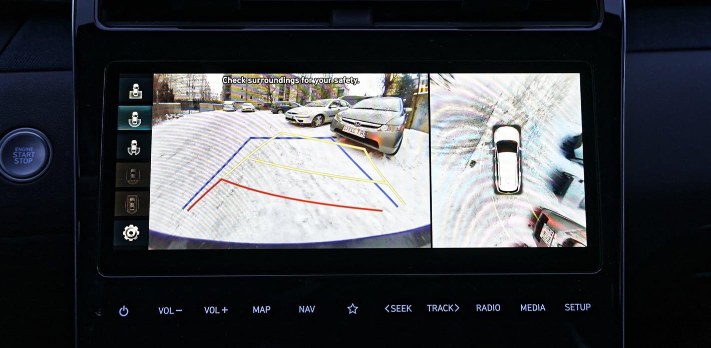 Hyundai system kamer 360 stopni