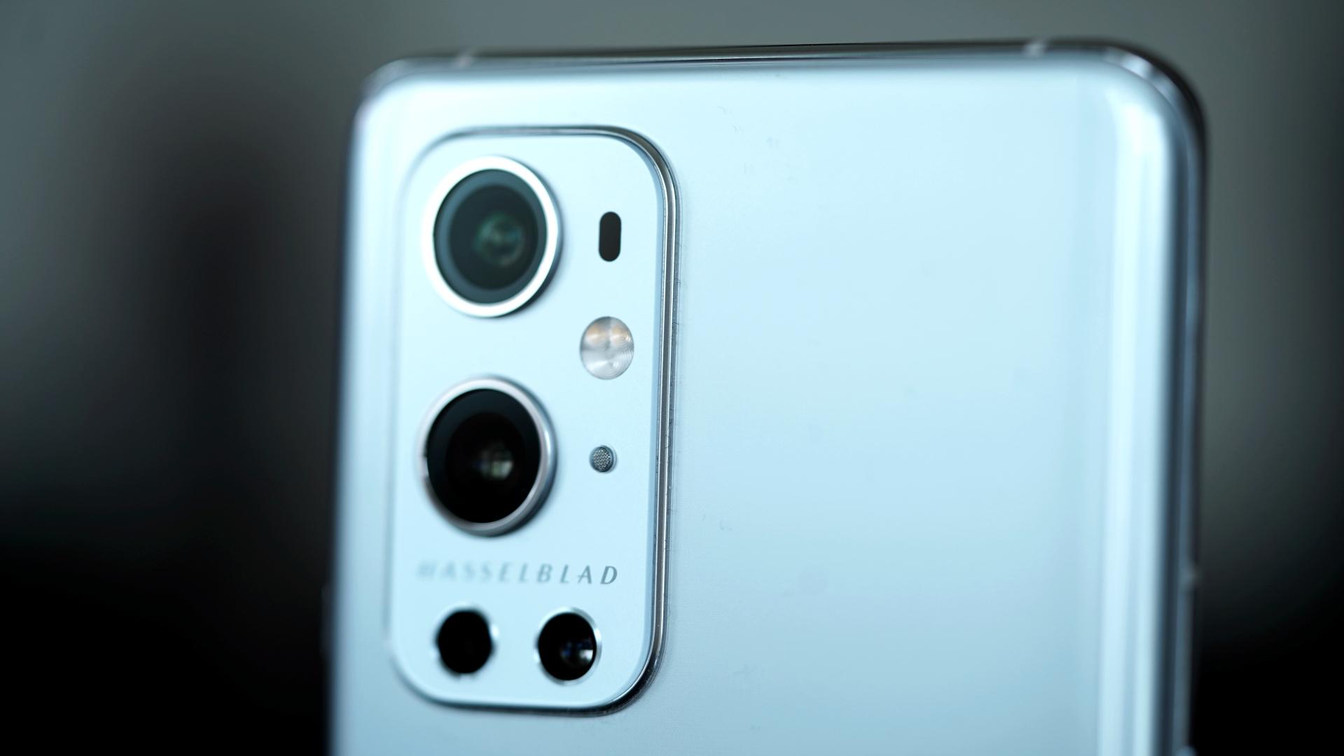OnePlus 9 Pro aparaty
