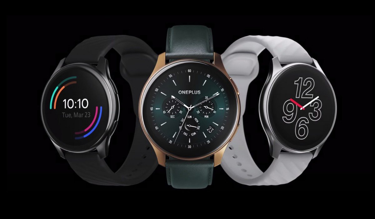 OnePlus Watch